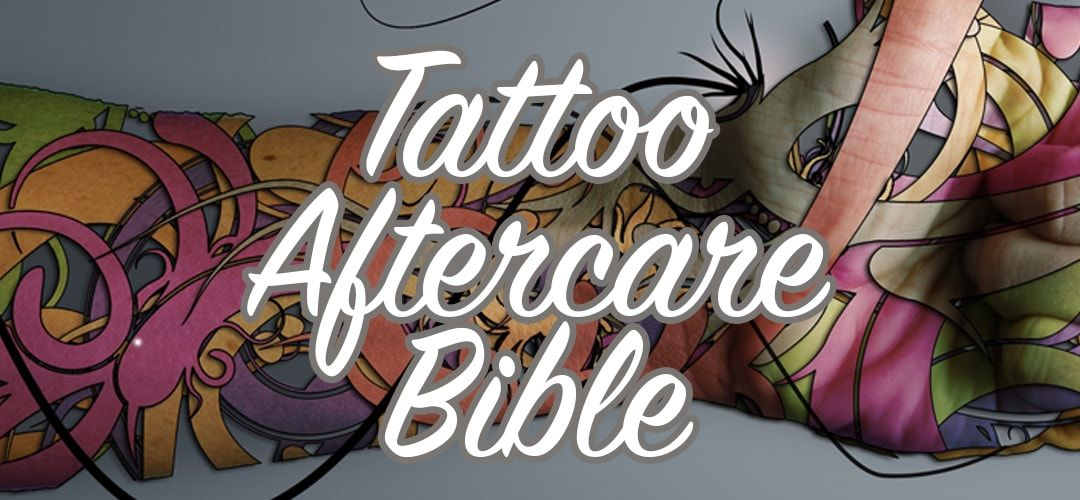 The absolutely definitive tattoo aftercare bible tips and for New tattoo care