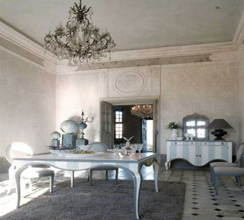 nice Classical Rustic Wooden Dining Room Furniture - Stylendesigns.com!
