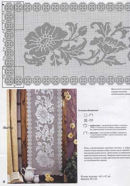 Мода и модель 5-2009 - вязание крючком 007 | Dantel 2 | Pinterest ...
