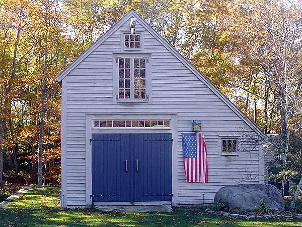 small storage building turned into cabin Turn a Tool Shed Into a