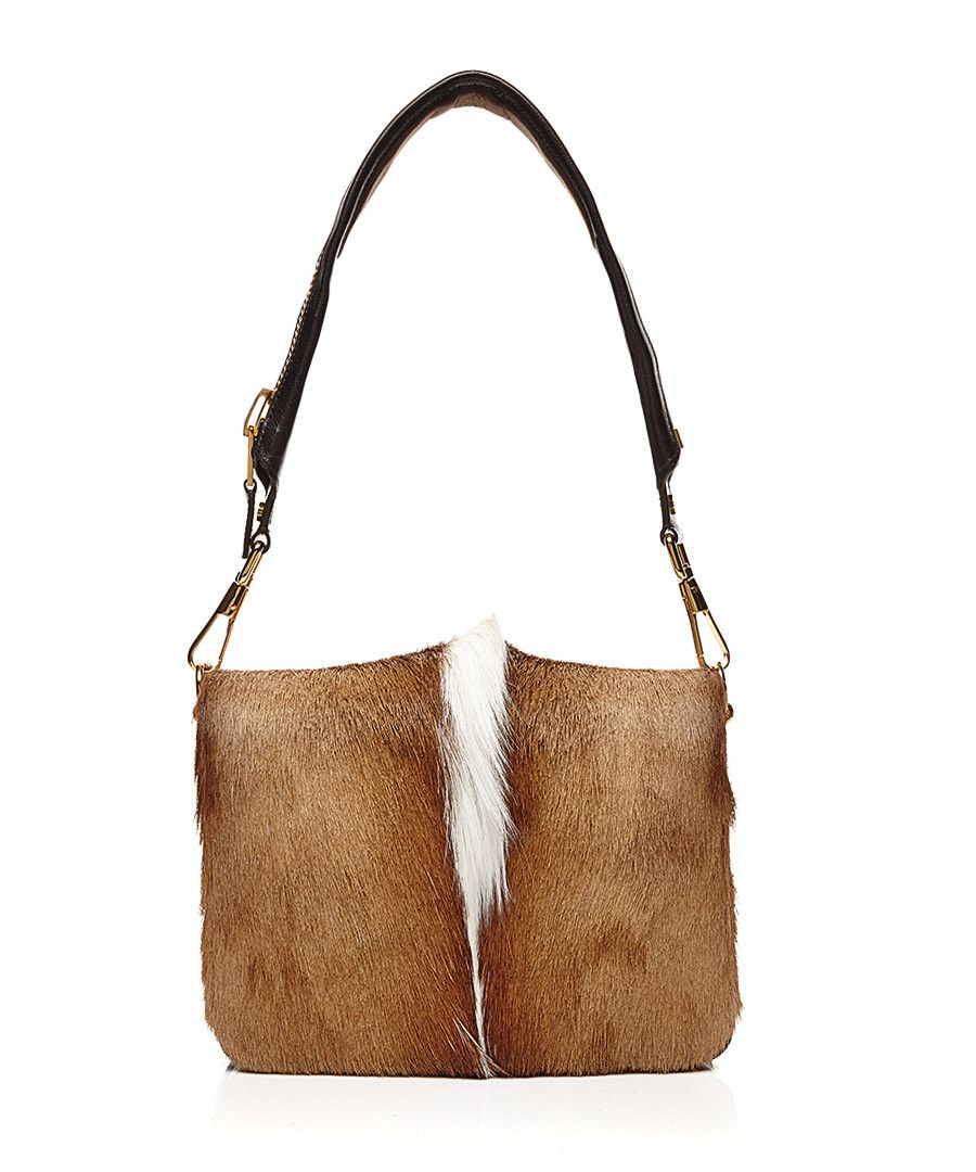 A bag to treasure... Antelope fur   leather shoulder bag by TOM FORD ... a431bf1f8b722