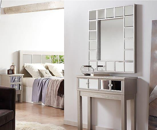 """Lustro """"Silver"""", 89 x 3 x 75 cm"""