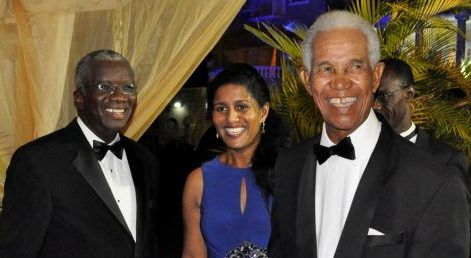 Prime Minister's ball - http://www.barbadostoday.bb/2016/11/26/prime-ministers-ball/