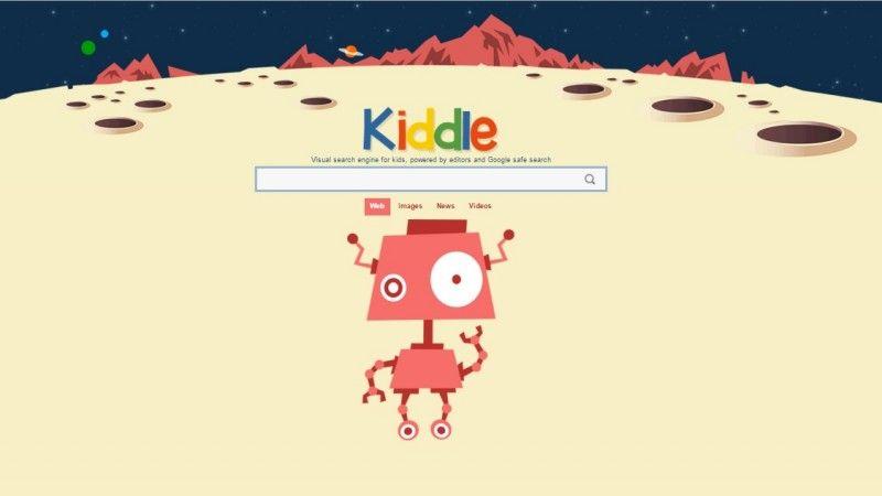 Novo motor de busca, Kiddle, para crianças evita conteúdos impróprios