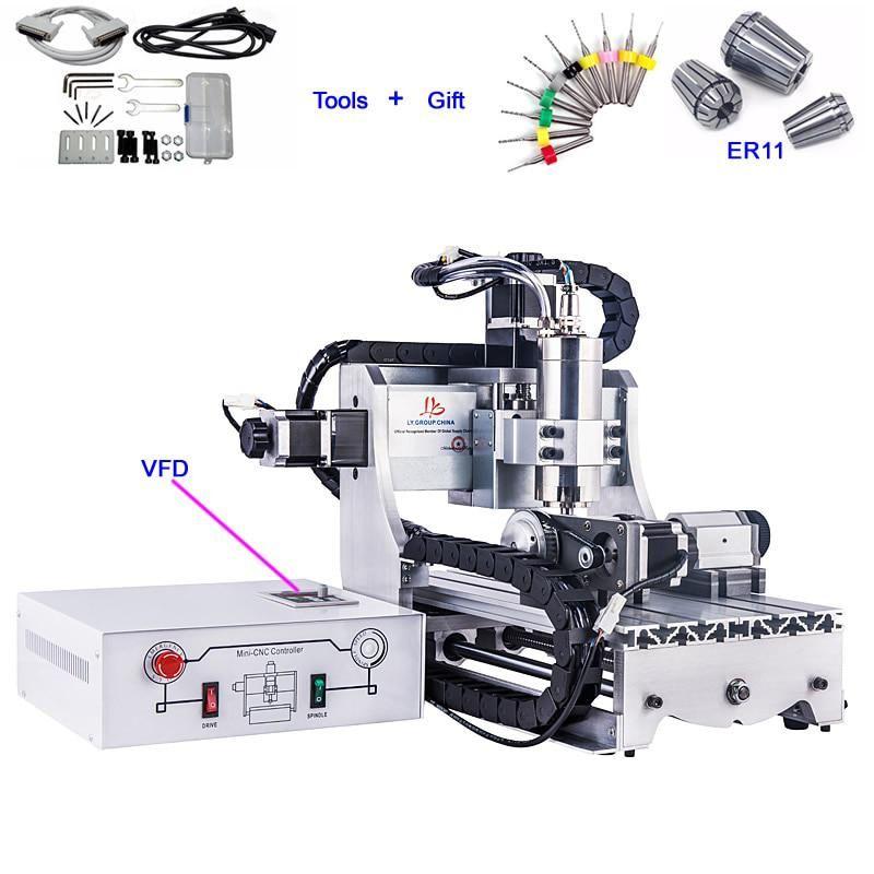 3axis CNC Engraving Machine CNC 3020 Z Mini CNC Woodworking