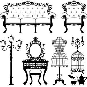 Free clip art chandelier clip art free vector art furniture free clip art chandelier clip art free vector art furniture old antique aloadofball Images