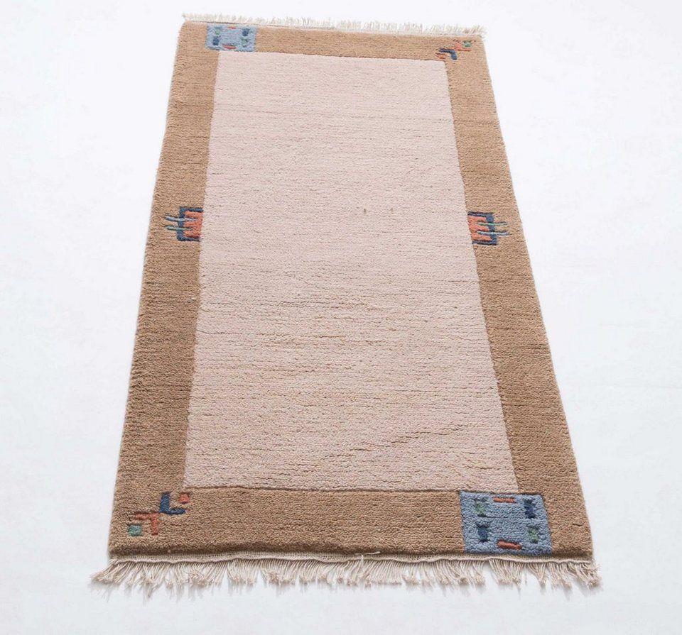 Orientteppich Nepal Lalit Teppich Kontor Hamburg Rechteckig