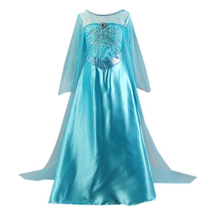 Vestidos Para Niñas Con Frozen Buscar Con Google