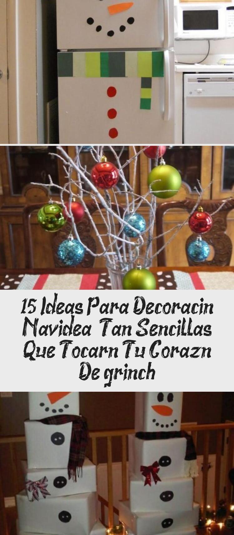 Navidad es la época ideal para demostrar tu creatividad, decorando tu hogar con manualidades fáciles hechas con materiales reciclados. Para lograr hacerlas no se requiere de grandes cantidades de dinero, solo de disposición y un poco de tiempo.  Siguiendo estas ideas puedes crear adornos bonitos, sencillos y prácticos para colocarlos en las puertas, el árbol o en la mesa #HomeDecorDIYVideosApartment #HomeDecorDIYVideosLivingRoom #HomeDecorDIYVideosIdeas #HomeDecorDIYVideosCheap #HomeDecorDIYVide