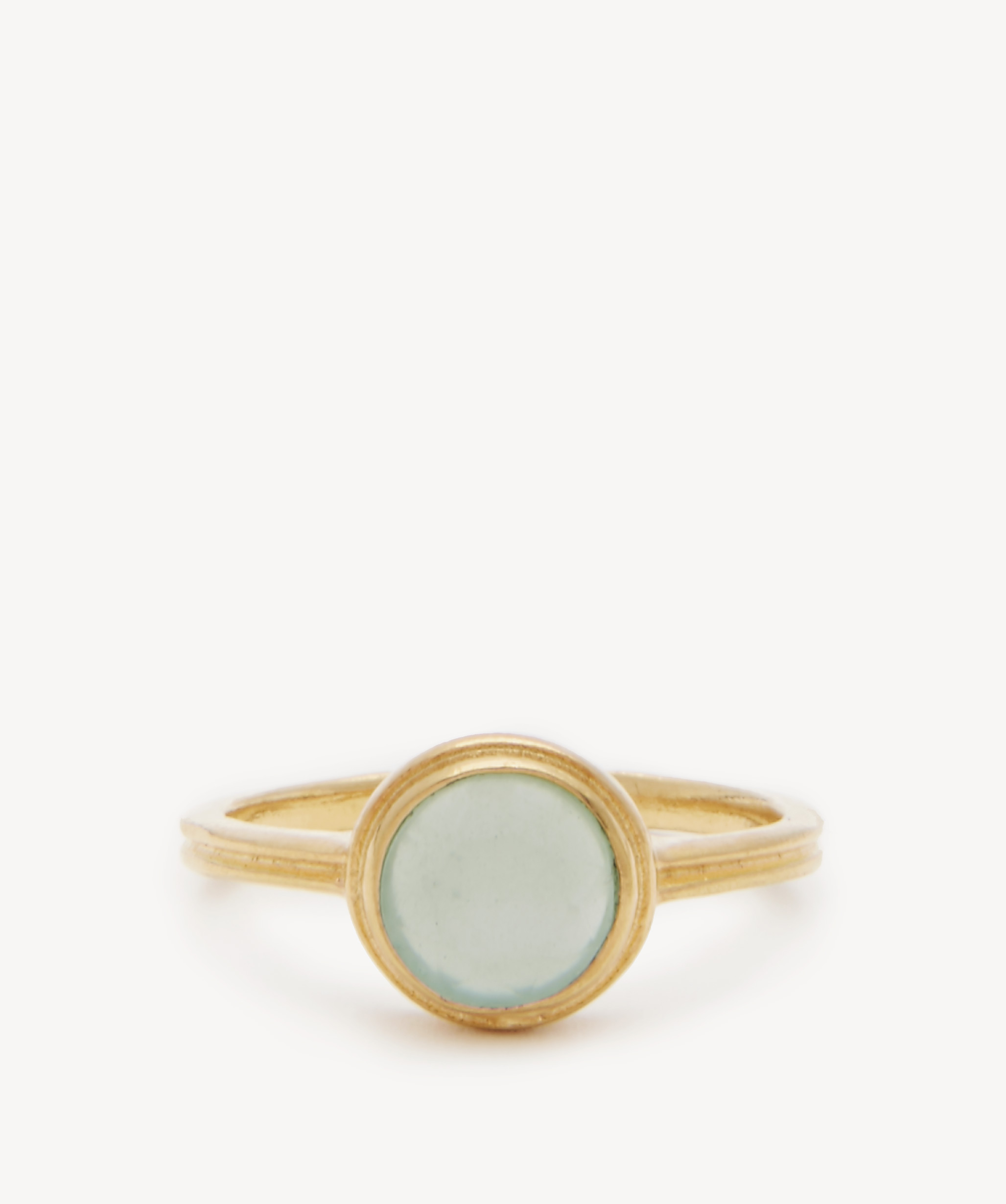 Sole Society Womens Buttercup Ring Chalcedony One Size From Sole Society 0iKkwl