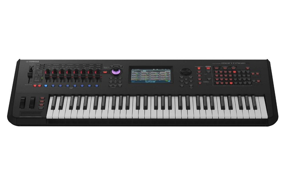 Music Gear Review: Yamaha Montage Motion Control Synth