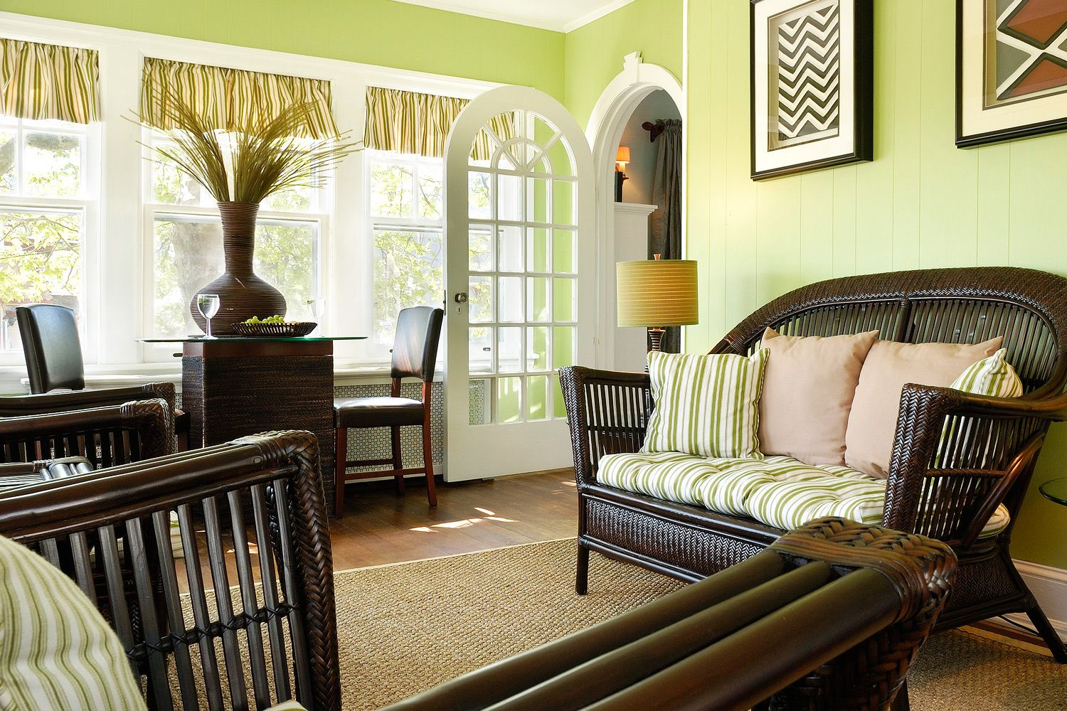 Cape May Bed and Breakfast NJ, Akwaaba at Buttonwood Manor