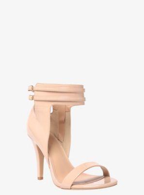 Double Ankle Strap Heels (Wide Width