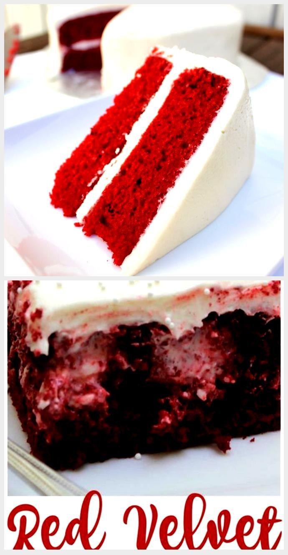 Vegan Red Velvet Cake #redvelvetcake