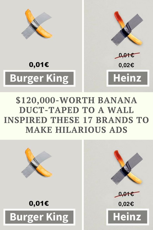 Banana Duct Tape Meme