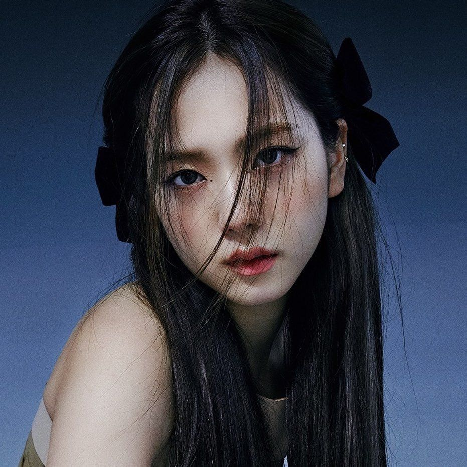 Jisoo New Profile Picture on Instagram