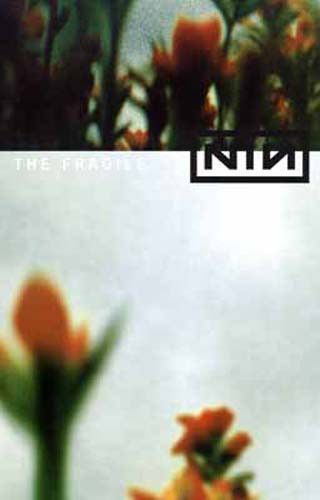 Nine Inch Nails The Fragile Poster 11x17 Nine Inch Nails Nine