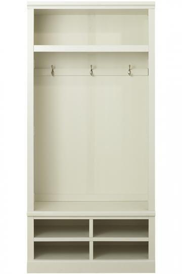 Shutter Modular Open Locker Storage Lockers Entryway Homedecorators