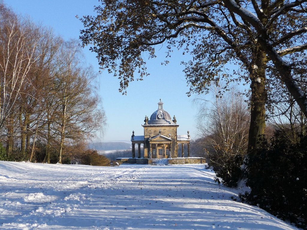 Temple of the Four Winds at Castle Howard