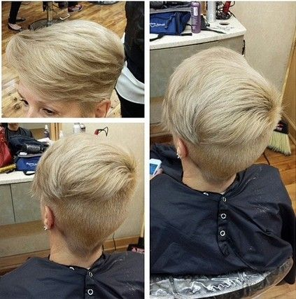 30 trendy short hairstyles for thick hair  women short