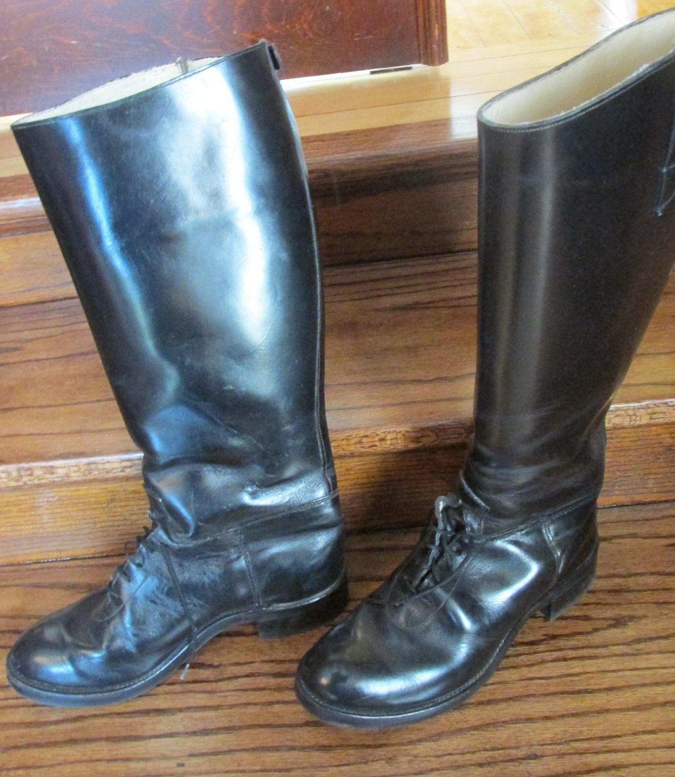 OLATHE police PATROL motorcycle boots