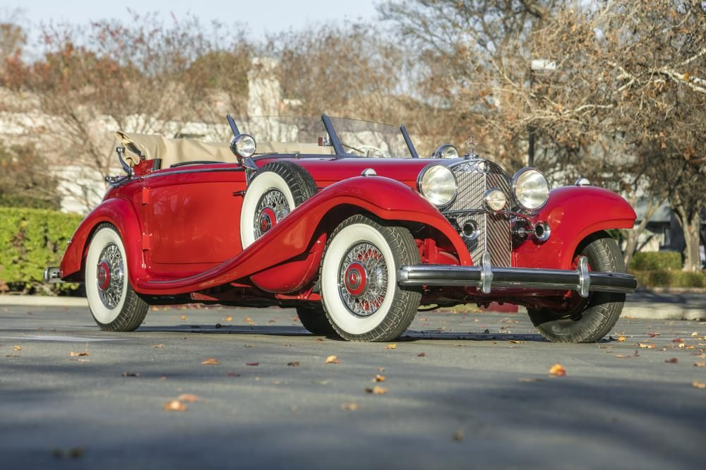 Sold Price 1939 Mercedes Benz 540k Special Cabriolet A Chassis No 408371 Engine No 10124019 10 408371 January 4 0121 3 00 Pm Est In 2021 Cabriolets Mercedes Benz Mercedes