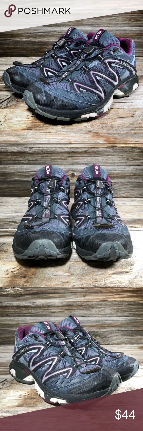 Salomon XT Wings 2 GTX Outdoor Trail men 9.5 Details: Style