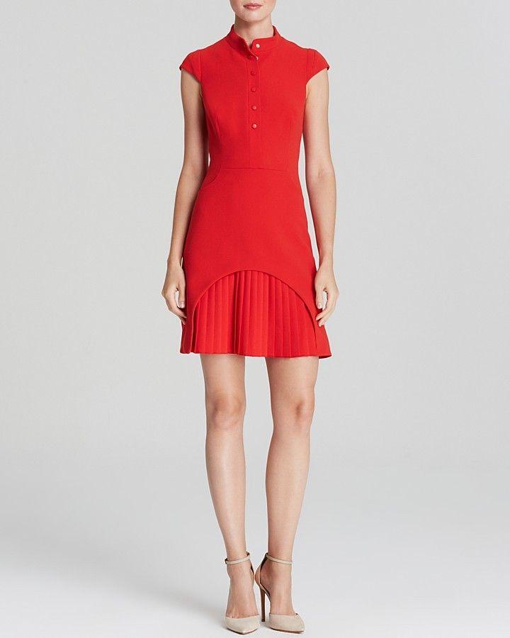 316bbb9463e KAREN MILLEN The Ultimate Red Dress - Bloomingdale s Exclusive ...