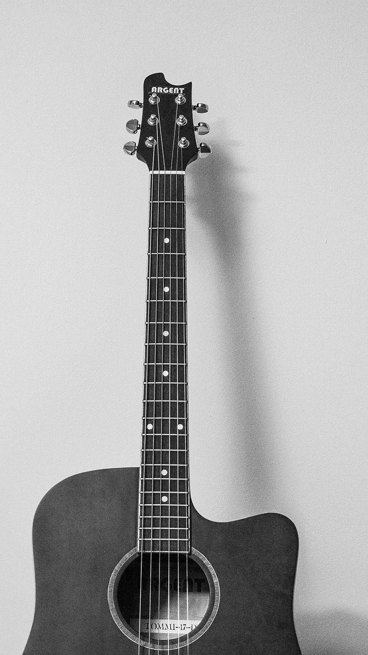 Mw79 Guitar Art Bw Dark Music Song Guitar Wallpaper Iphone Guitar Acoustic Guitar