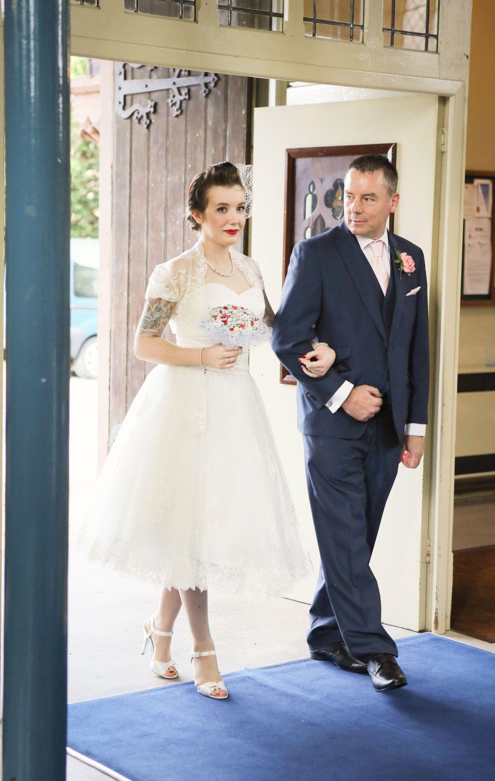1950s Americana Wedding · Rock n Roll Bride | renewing the vows ...