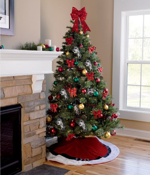 DIY Christmas tree decorations Holiday Fun Pinterest Diy
