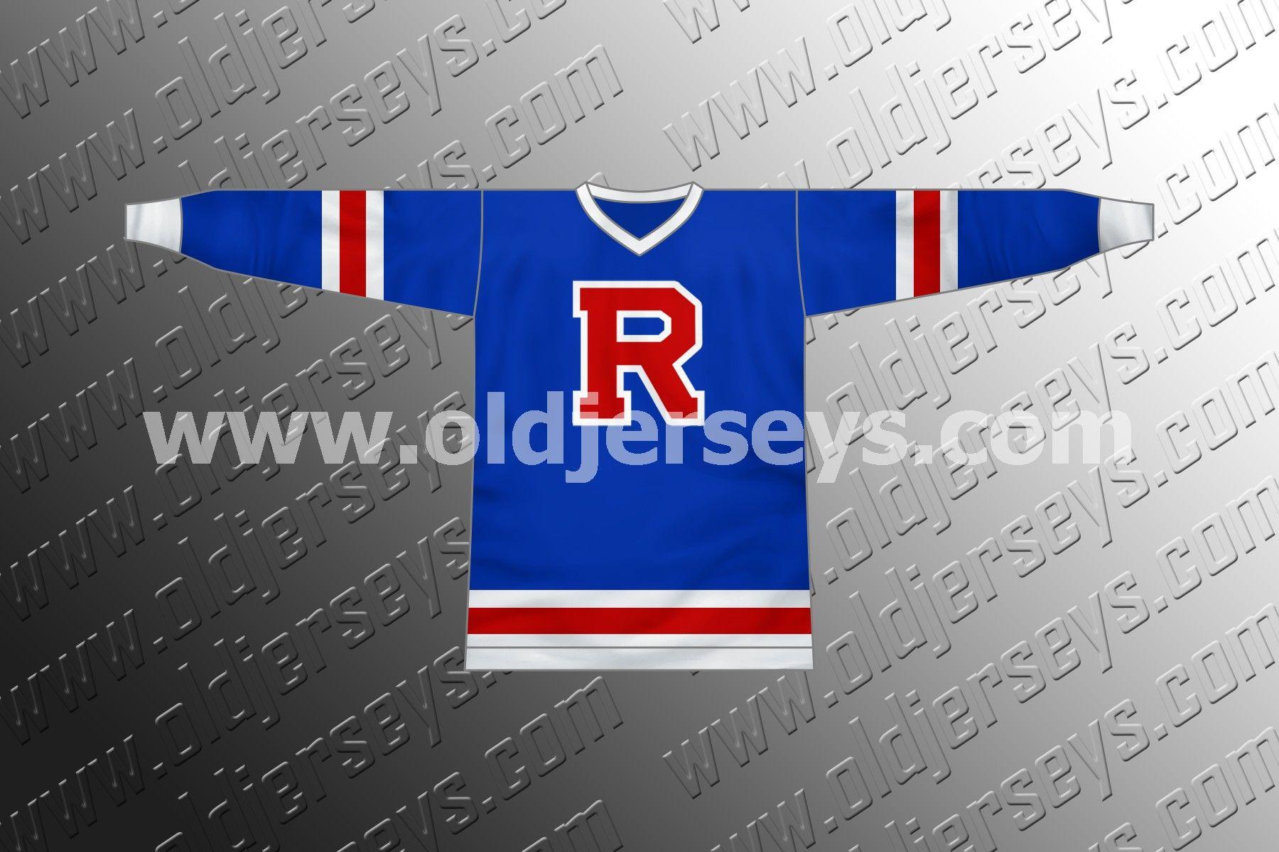 Philadelphia Ramblers 1936 Replica Hockey Jersey (Canadian