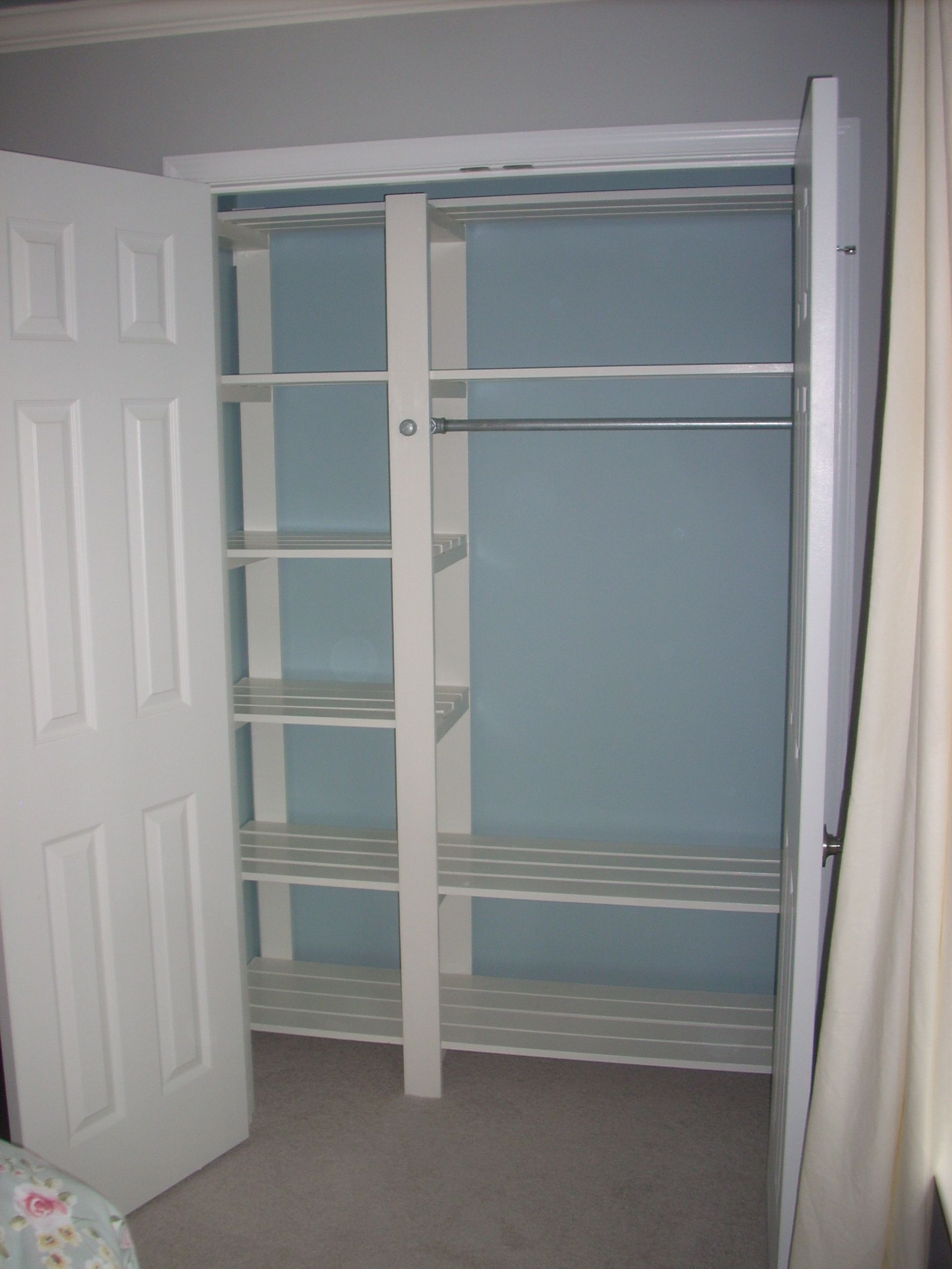 Guest Bedroom Closet Do It Yourself Home Projects from