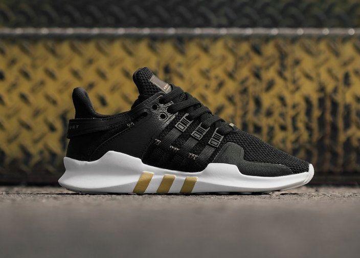 adidas WMNS EQT Support ADV Core Black - Sneaker Bar Detroit ...