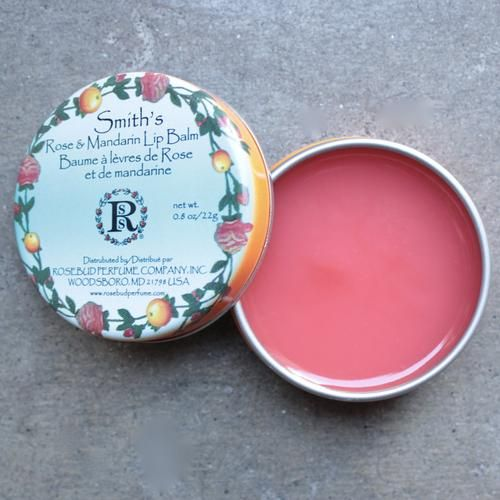 Smith's rose + mandarin lip balm - shophearts | Outfits | The balm