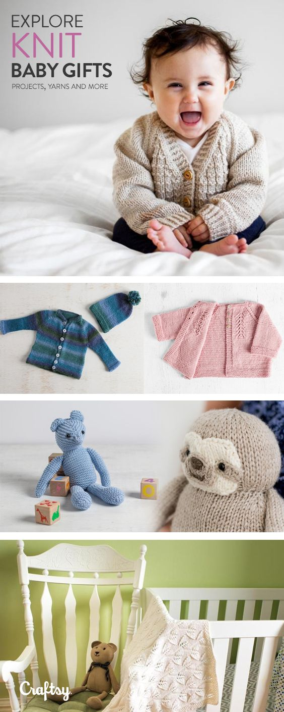 Explore knitting project, yarns, and tutorials for baby! | Knitting ...