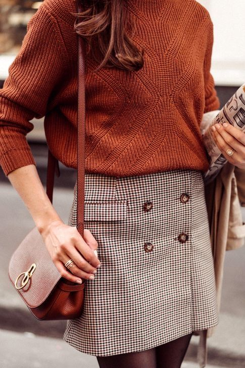 50 Totally Inspiring Winter Work Outfits For Women You'll Love