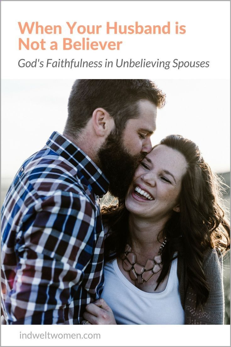 Is your marriage unequally yoked where your husband is not