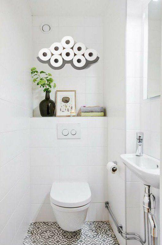 Décoration des Toilettes & WC : 101 Astuces pour les ...