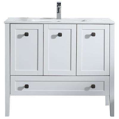 38 46 In Bathroom Vanities With Tops Bathroom Vanities The