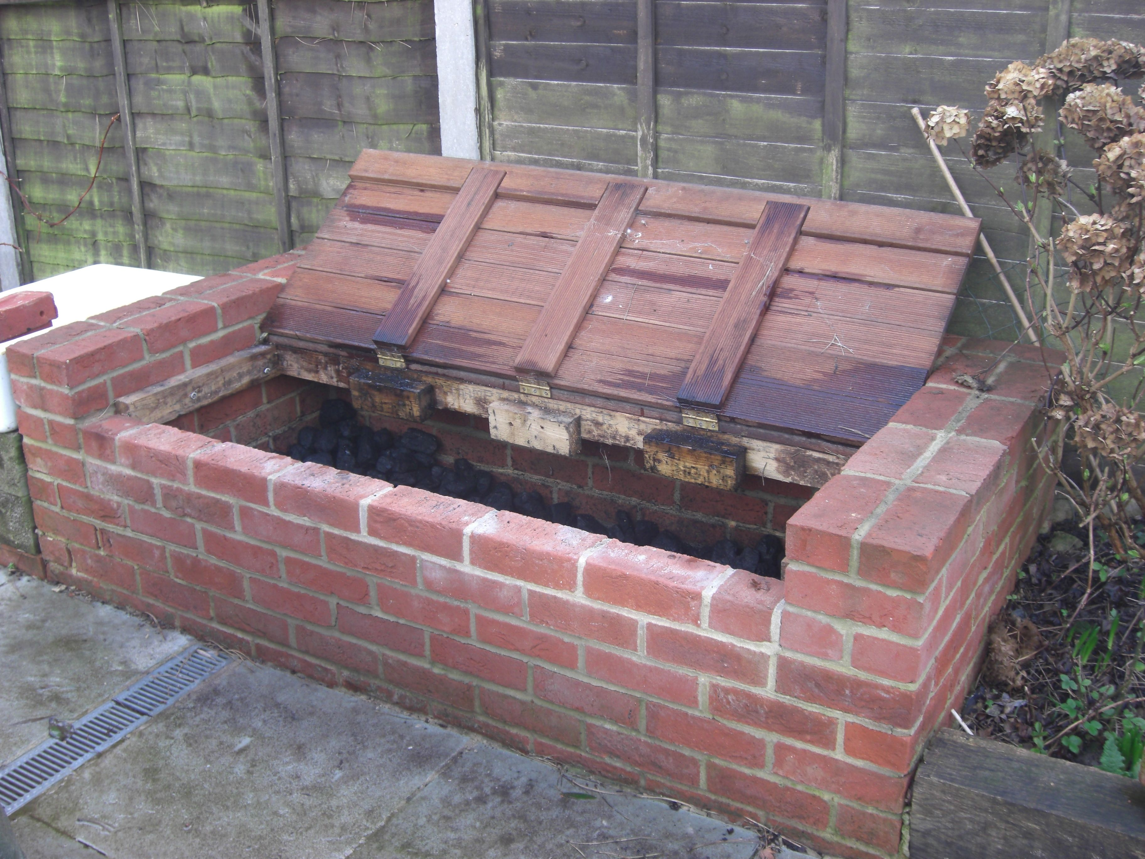 BRICK Compost Bin Design   Google Search