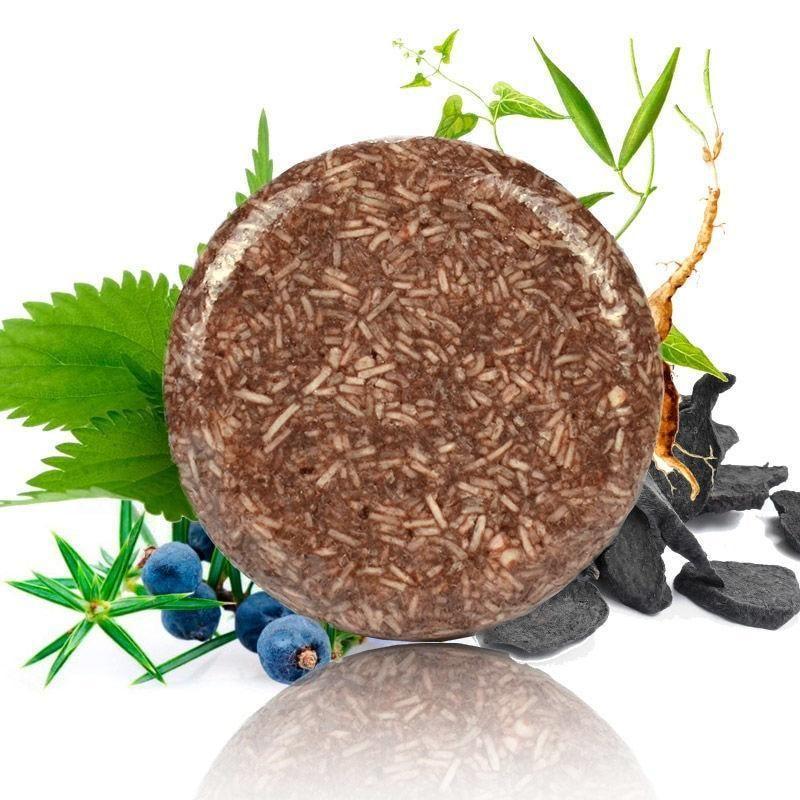 Revelyc Organic Hair Darkening Shampoo Bar Unisex Organic Hair Shampoo Bar Natural Organic Shampoo