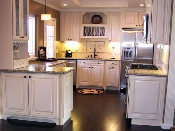 Kitchen Makeovers Kitchen makeovers, Kitchens and Televisions
