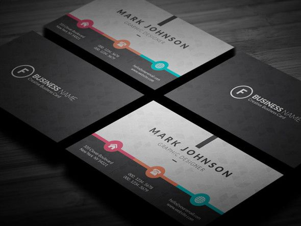 Free colorful metro style business card template more at free colorful metro style business card template more at designresources wajeb
