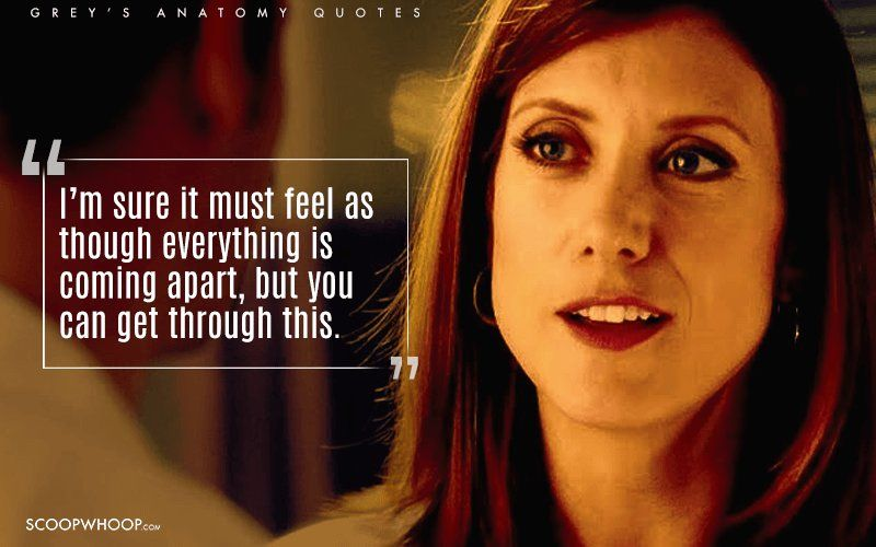 14 Quotes From Grey S Anatomy To Remind You Why Life Isn T About Giving Up Greys Anatomy Facts Grey Anatomy Quotes Anatomy Quote