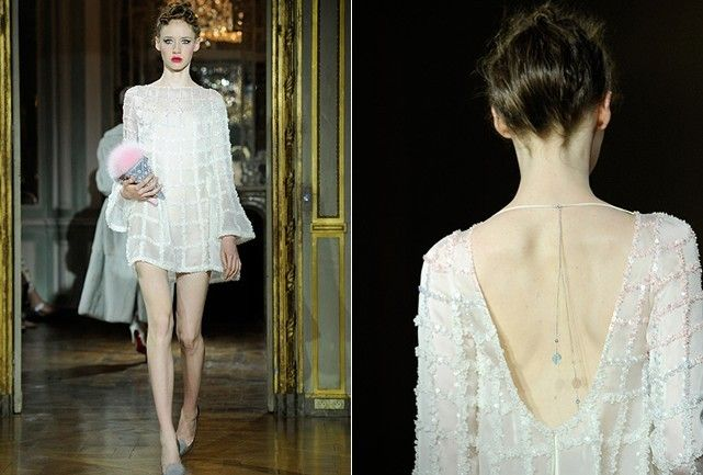 Semana de Alta-Costura Paris | Vestidos de Noiva