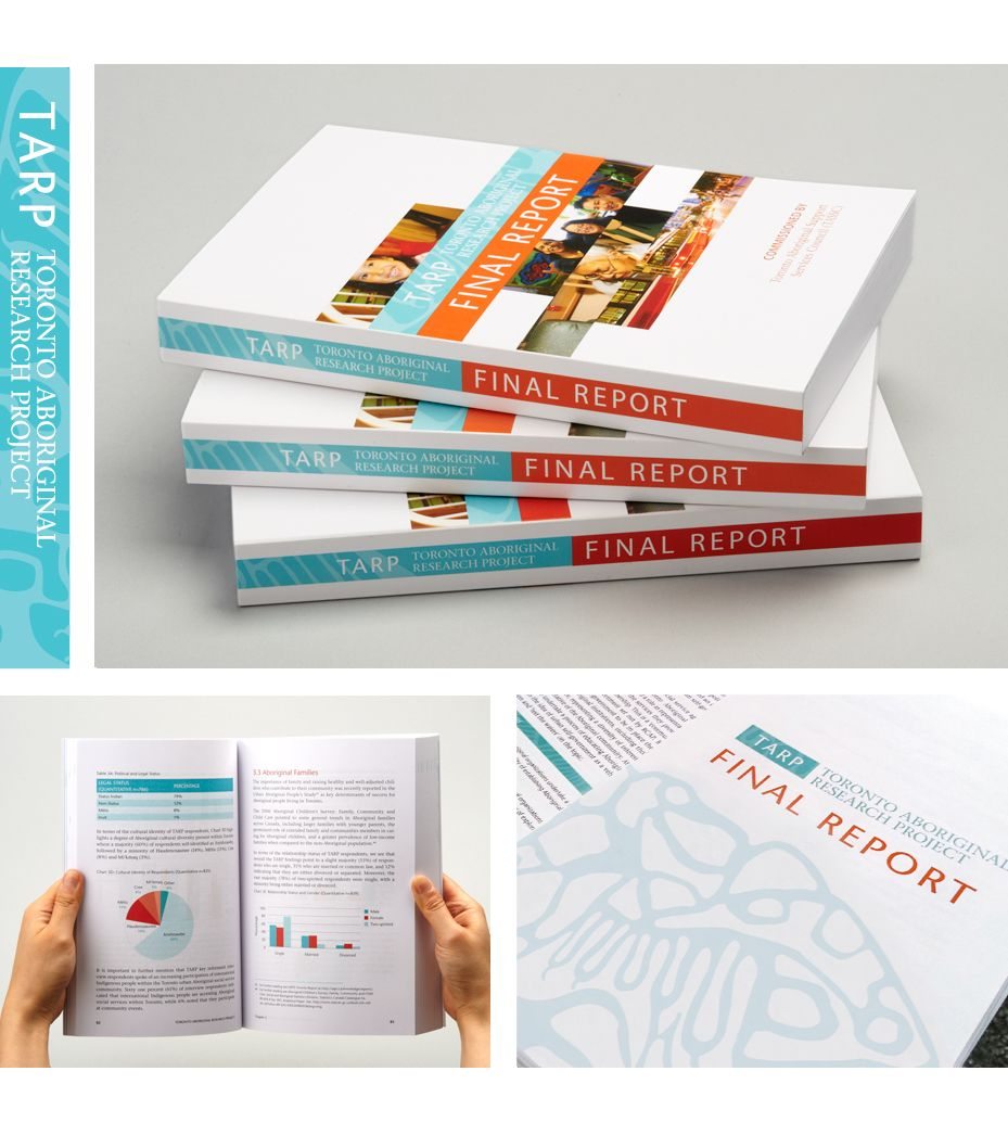Toronto Aboriginal Research Project Report Design By Gravity