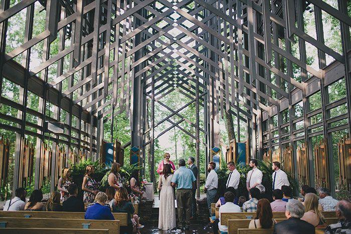Sarah and jasons arkansas glass chapel wedding in the woods sarah and jasons arkansas glass chapel wedding in the woods junglespirit Choice Image