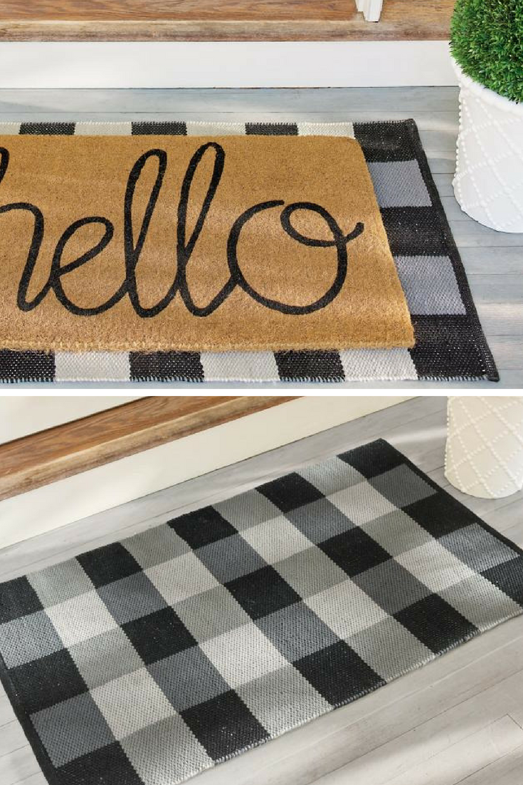 This Rug Is Absolutely Adorable Ad Farmhouse Doormat