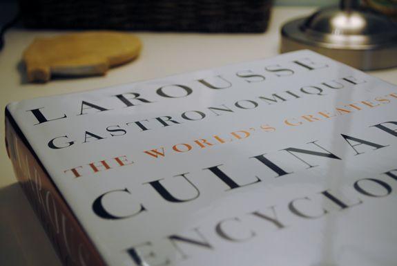 Larousse Gastronomique Culinary Encyclopedia